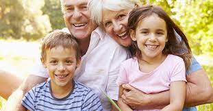 THE LEGAL DUTY OF A GRANDPARENT TO MAINTAIN A GRANDCHILD
